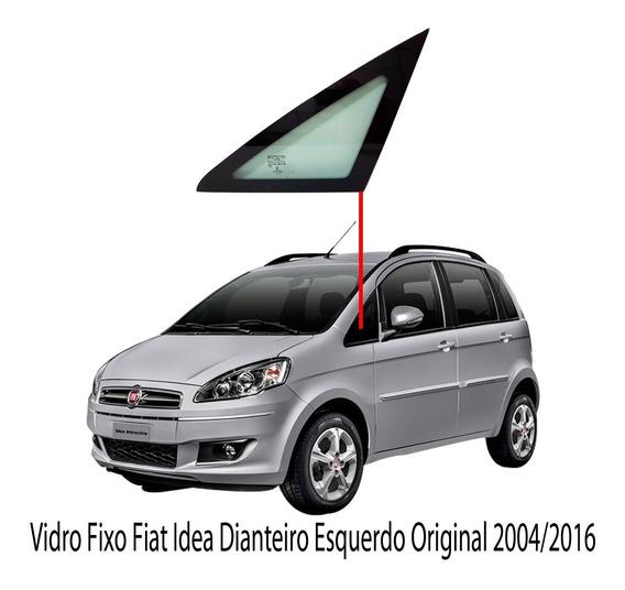 Vidro Fixo Fiat Idea Dianteiro Esquerdo Original 2004/2016