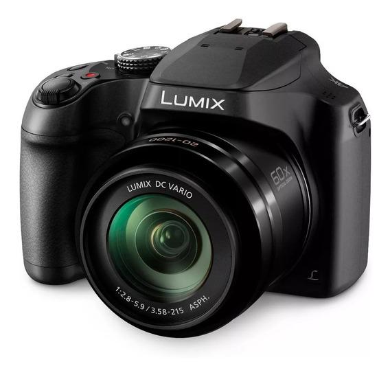 Camara Panasonic Fz80 18mp 60x Fotos&videos 4k Wifi Cuotas