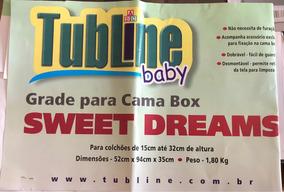 Grade Para Cama Box Para Proteção De Crianças Contra Queda