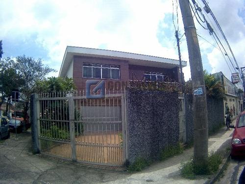 Imagem 1 de 2 de Locação Sobrado Santo Andre Jardim Ocara Ref: 36575 - 1033-2-36575