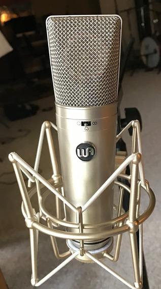 Microfone Condensador Wa87 - (neumann U87) - 12x S/juros!