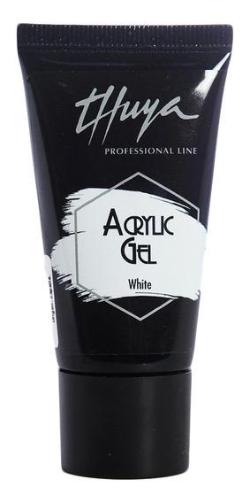 Thuya Acrylic Gel Polygel Construcción Uñas Esculpidas X30gr