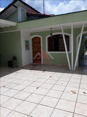 Casa Com 3 Dormitórios À Venda, 152 M² - Jardim Imperador - Suzano/sp - Ca0449