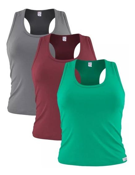 10 Regata Feminina Nadador Atacado Camiseta Blusa