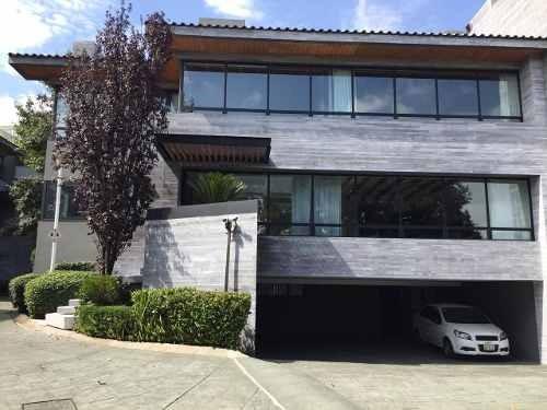 Renta Casa En Condominio Paseo De Las Primaveras Cuajimalpa
