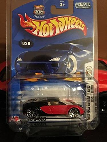 Bugatti Veyron 2003primeras Ediciones # 18bugatti Veyron