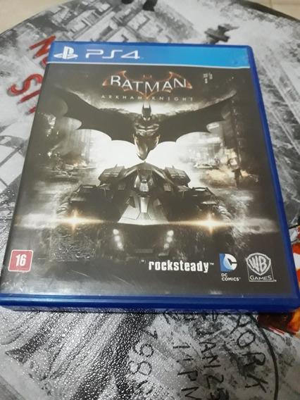 Batman Arkham Knight Ps4 Mídia Física Dublado