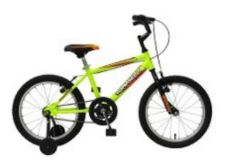 Bicicleta Infantil Rodado 14 Varón Niños Tomaselli (tt14v)