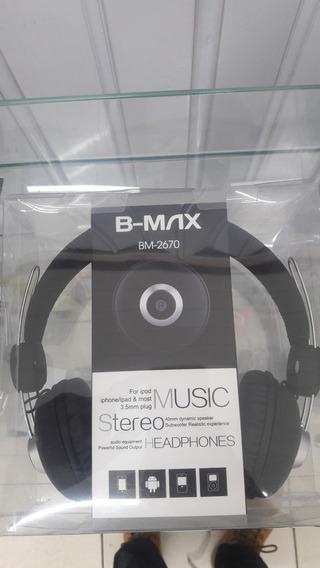 Fone De Ouvido B-max Bm-2670