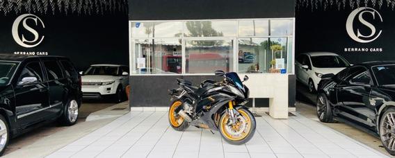 Serrano Cars Yamaha R6 2012