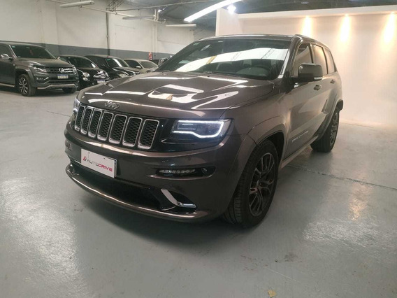 Jeep Grand Cherokee Srt V 8 2016
