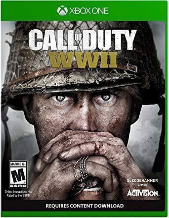 Call Of Dulty Ww 2 Xbox One Digital Envio Imediato Offline