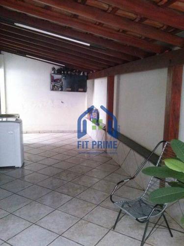 Casa Com 2 Dormitórios À Venda, 320 M² Por R$ 265.000 - Jardim Primavera - Bady Bassitt/sp - Ca0607