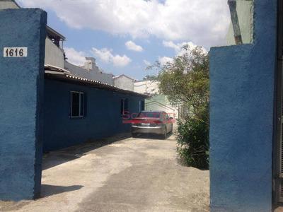 Terreno À Venda, 365 M² Por R$ 960.000 - Mooca - São Paulo/sp - Te0038