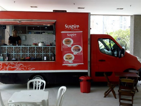 Food Truck Renault Master 2015 Impecável Pronta P/ Trabalhar