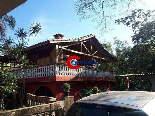 Imagem 1 de 20 de Chácara À Venda, 1246 M² Por R$ 330.000,00 - Água Azul - Guarulhos/sp - Ch0037
