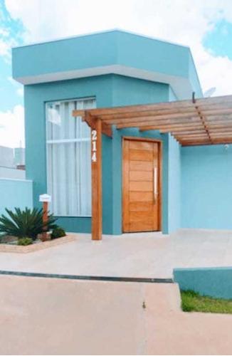 Belíssima Casa A Venda No Condomínio Reserva Dos Ypês 2 - Tatuí / Sp - 1328