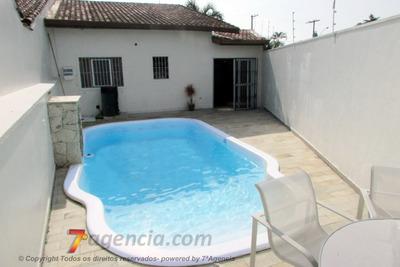 Ch01 Casa Lado Praia 2 Quartos Piscina Churrasqueira