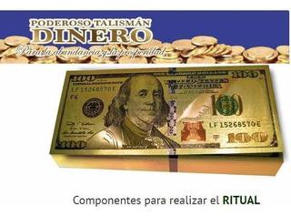 Poderoso Talisman Del Dinero, Abundancia, Riqueza, Trabajo