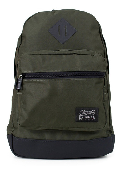 Mochila Chronic Verde Original