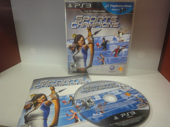 Game Ps3 Sport Champions (original)