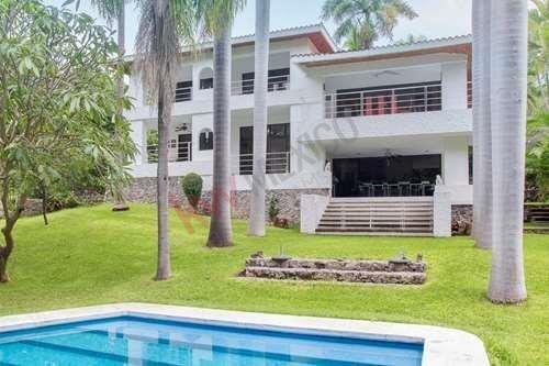 Casa En Venta Club De Golf Santa Fe, Morelos