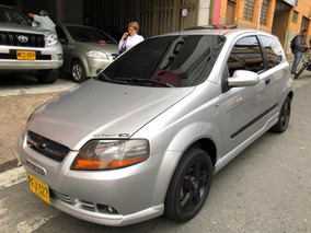 Chevrolet Aveo Gt Con Sunroof