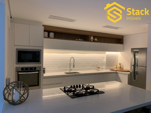 Imagem 1 de 30 de Lindo Apartamento De Cobertura Alto Padrão À Venda No Condomínio Resort Santa Ângela. - Ap01811