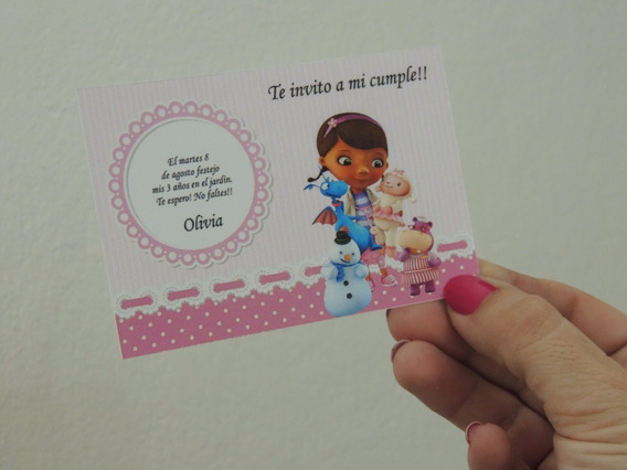 Tarjeta Invitacion Primer Ano Souvenirs Para Cumpleaños