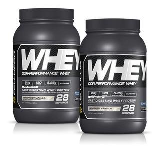 Whey Protein 1,96 Lb Libre De Gluten X 2 Unidades Cellucor