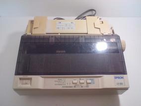 Impressora Matricial Epson Lx 300 Completa Usada Revisada