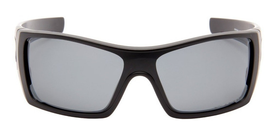 Óculos De Sol Oakley Batwolf Oo910104 Preto Fosco 12,7 Cm
