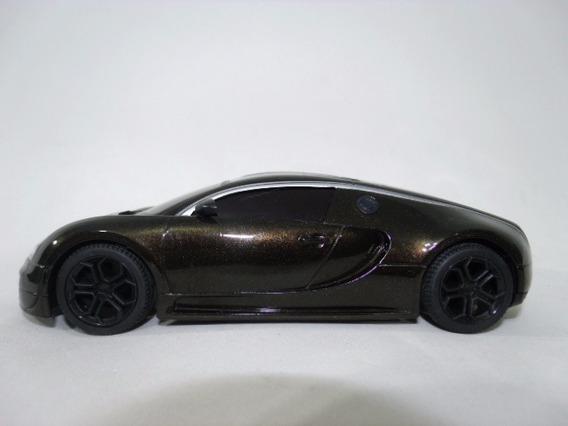 Miniatura Bugatti Veyron Escala 1:24 Marca Jt Toys