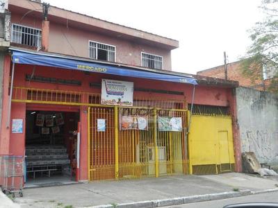 Prédio Comercial À Venda, Jardim Santo André, São Paulo. - Pr0062