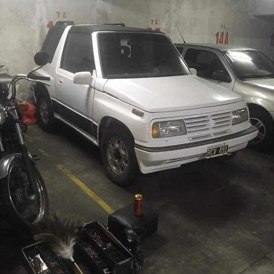 Suzuki Vitara 1993 1.6 Jlx Sidekick
