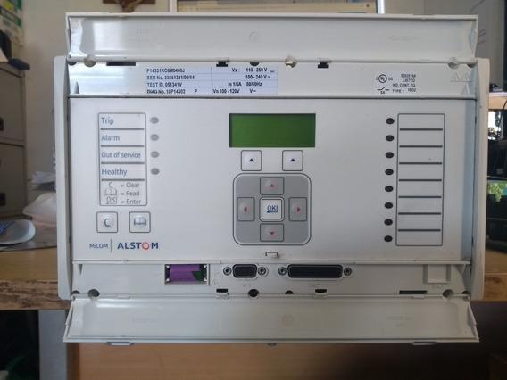 Alstom Micom P143 P40agile P14332kc6m0460j 110-250v In 1/5a