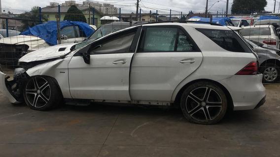 Mercedes Benz Gle Kit Airbag Motor Câmbio Diferencial Sucata