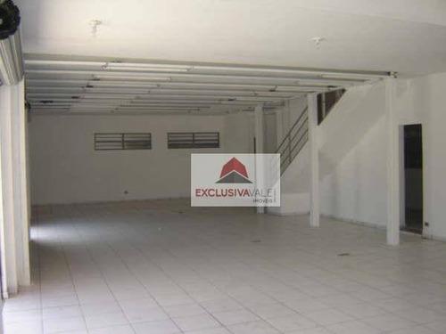 Prédio Comercial Para Venda E Locação, Vila Nair, São José Dos Campos. - Pr0003