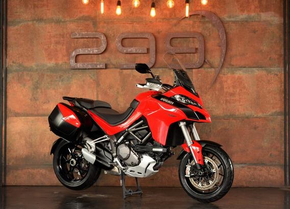 Ducati Multistrada 1260 S - 2019/19 Apenas 484kms!!!
