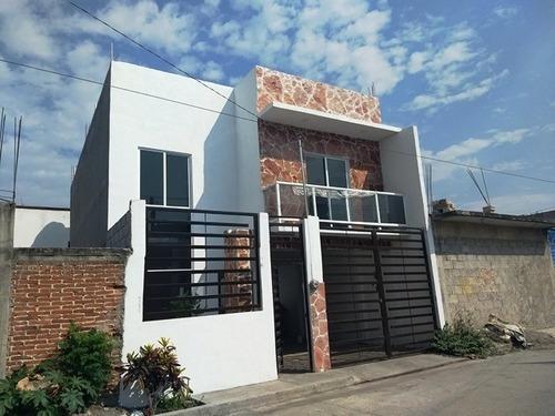 Estrena Casa En La Colonia Año De Juarez Cuautla Morelos