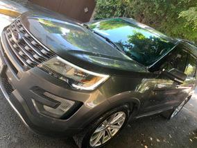 Ford Explorer 3.5 Limited 4wd Mt 2016