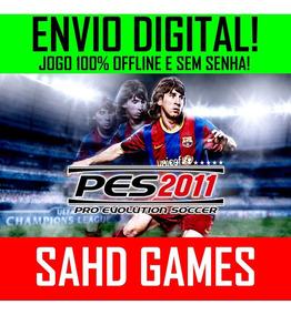 Pes Pro Evolution Soccer 2011 Pc + 1 Jogo