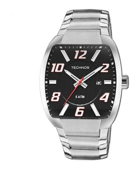 Relógio Masculino Technos 2115kll/1p Barato Nota Fiscal
