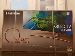 Samsung Qn65q7f 65-pulgadas 4k Ultra Hd Smart Qled Tv