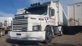 Scania 112 Mod 89 Tractor