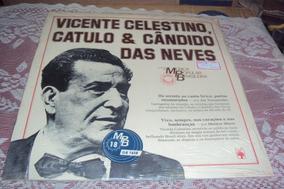 Lp - Lpmp0073 - Vicente Celestino & Outros - 1983 - Novo!