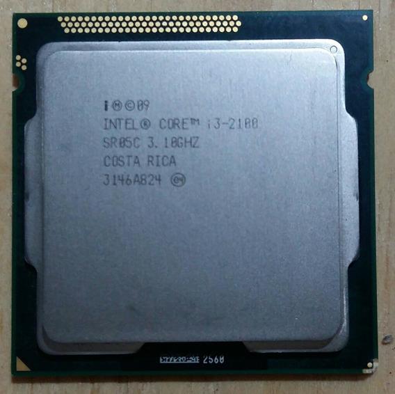 Processador Intel Core I3 2100 + Cooler Intel