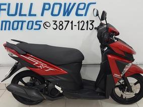 Yamaha Neo 125 Vermelha 2017