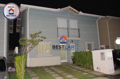 Casa Com 3 Dormitórios À Venda, 91 M² Por R$ 450.000 - Granja Viana - Cotia/sp - Ca0079