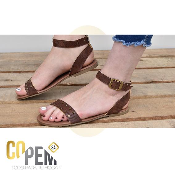 Sandalia Para Dama Diseños Exclusivos